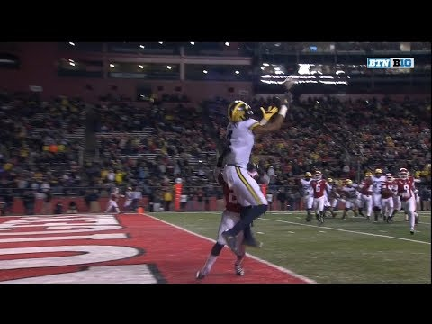 2018 Michigan Football Highlights at Rutgers
