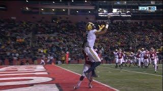 2018 Michigan Football Highlights at Rutgers