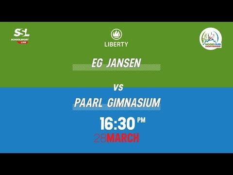 Noord-Suid - E G Jansen XV vs Paarl Gim XV, 28 March 2018