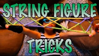 String Figure Tricks #1