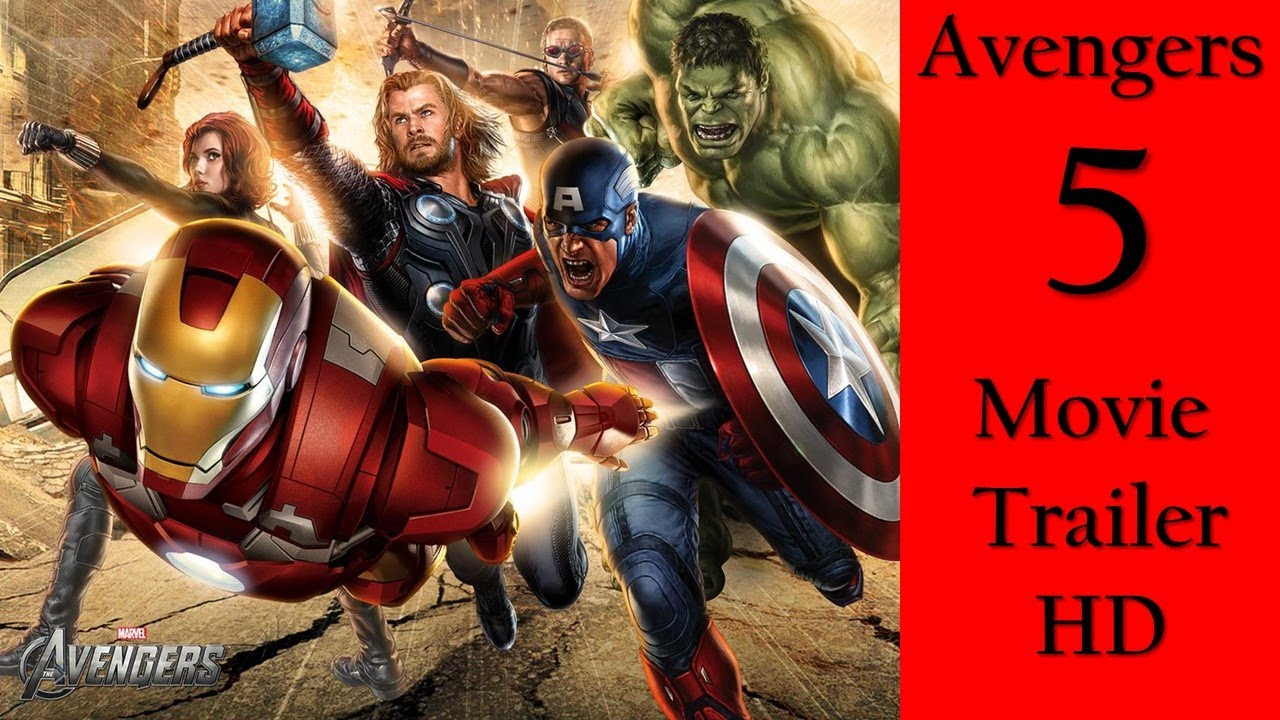 movie trailers - Avengers 5 official trailer (2021) new ...