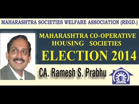 State  Co- operatives Election Authority THE MANAGING COMMITTEE OF SOCIETY circular 1