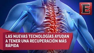 Después severos de espalda de musculares espasmos cirugía una