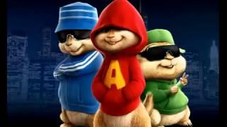 Alvin y las ardillas cantando hip hop