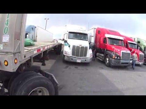 1816 Falcon Truck accident