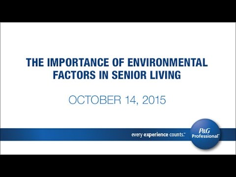 The Importance of Environmental Factors in Senior Living