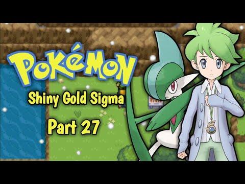 Pokemon Ultra Shiny Gold Sigma part 27 - YouTube