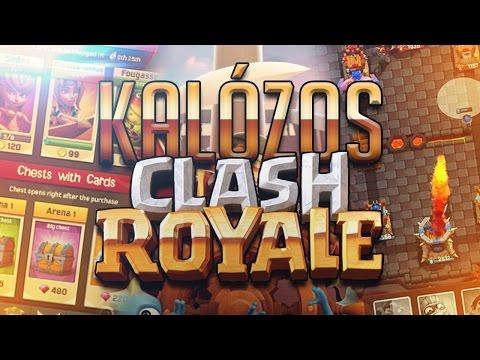 A kalózos Clash Royale! | Clash Royale Klónok 4 Rész