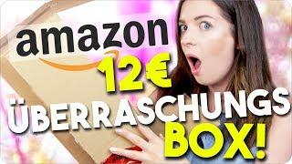 AMAZON ÜBERRASCHUNGS PAKET für 12 EURO! l Restpostenpaket UNBOXING