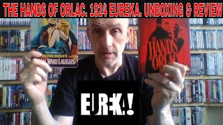 The Hands of Orlac. 1924. Eureka Masters of Cinema Limited Edition Unboxing and Review.
