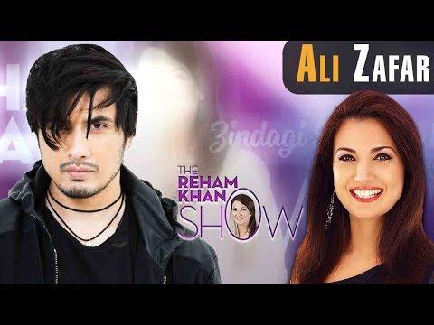 Ali Zafar - Special Interview  | The Reham Khan Show