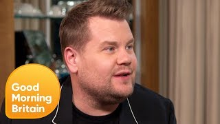 James Corden Talks Peter Rabbit and His Move To America (Extended Interview) | Good Morning Britain