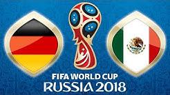 Fussball WM 2018 · Deutschland - Mexiko · 17.06.2018 · Moskau · Lets Play Fifa 18 WM PS4 #10