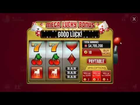 zynga poker big spin
