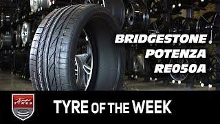 видео Bridgestone Potenza RE050A Runflat