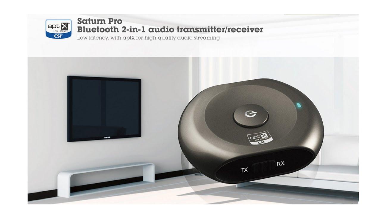 รีวิว Review Avantree Saturn Pro Bluetooth adapter รับและส่ง receiver and  transmitter