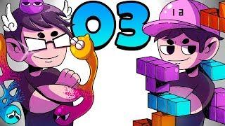 Ó O COMBO.... TOMOU?? - Puyo Puyo Tetris - Parte 3