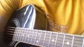 How to play There Is by Boxcar Racer Acoustic Cover
