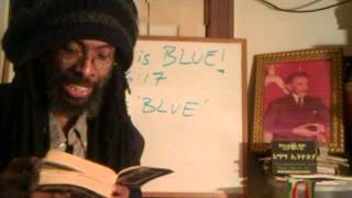 RASTAFARI TRUE BLUE PT2: Mystery of the Heavenly Glory of JAH Signs, Torah & Two Serpents/Wisdoms
