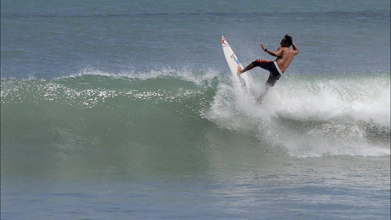 Good Sand = Pure Fun - Kuta Beach, 17 June 2021