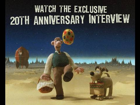 20 Questions With Nick Park