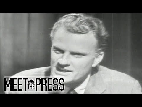Remembering Reverend Billy Graham On Meet The Press   Meet The Press   NBC News