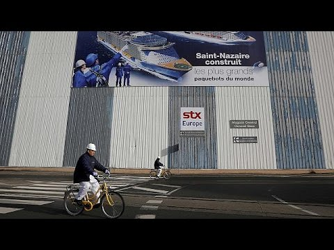 Shipbuilder STX France's future hangs in the balance - economy