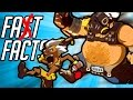 Overwatch | 23 Fast Facts About Roadhog