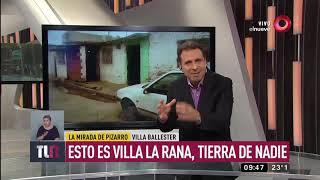 Villa La Rana, tierra de nadie
