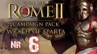 Lets Play Rome 2 Total War - Der Zorn Spartas (60FPS, Deutsch, HD) #6