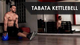Tabata Kettlebell - Intensywny Trening Całego Ciała