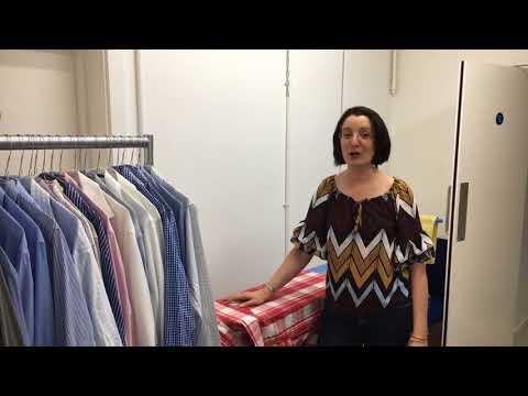 Farthings Cambridge Ironing shirts