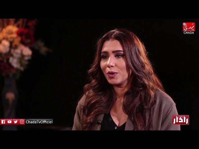 لأول مرى الفنانة هدى سعد تتحدث عن اسرار حياتها الخاصة في برنامج الرادار على شدى TV