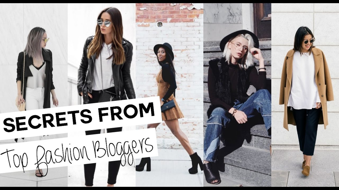 Interview Secrets From Top Fashion Bloggers Blog Istiana