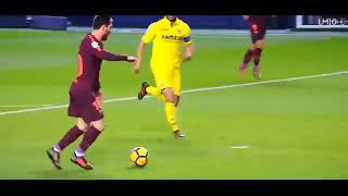 Lionel Messi • Mejores Regates | 2017/18