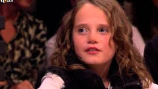 Amira Willighagen - Part 4 of 5 (SUBTITLED) - Interview Late Night Show - 2013