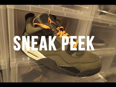 """A """"Sneak Peek"""" Inside Mayor's Sneaker Basement, Pt. 5"""