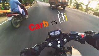Carburettor vs EFi | Pros and Cons of Carb vs Fi Systems |