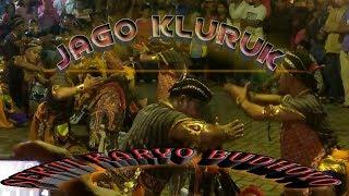 Jago Kluruk Versi Jaranan