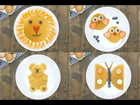 Super fun plates for your kids
