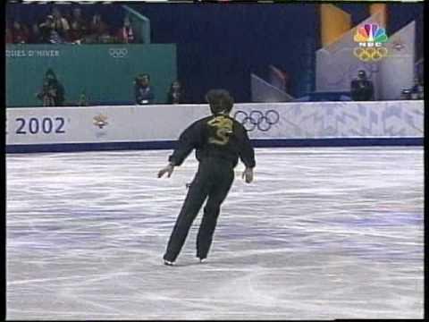 Elvis Stojko (CAN) - 2002 Salt Lake City, Figure Skating, Men's Free Skate