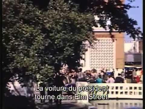 JFK sa Mort en Direct le 22 nov 1963 à Dallas