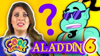 Aladdin and the Magic Lamp - Part 6 | Story Time with Ms. Booksy at Cool School