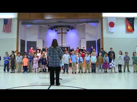 Emporia Christian School - Music Program Spring 2021 - Go Anywhere, Rend Co. Kids
