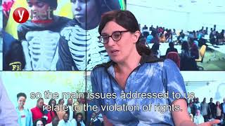 Interview on the issue of African refugees deportation in Israel (Part 3)  English Subtitle