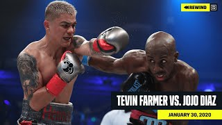 FULL FIGHT | Tevin Farmer vs. Joseph Diaz Jr. (DAZN REWIND)