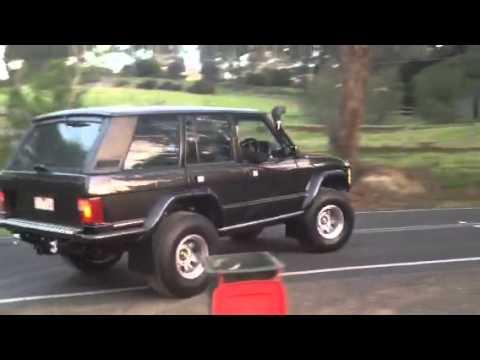 LRA's Range Rover LS3 6L80E