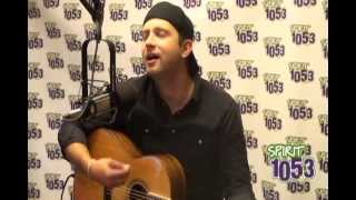 """Brandon Heath sings """"Jesus in Disguise."""""""