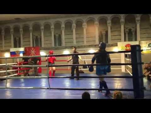 Открытый Чемпионат и Первенство Тульской области по тайскому боксу