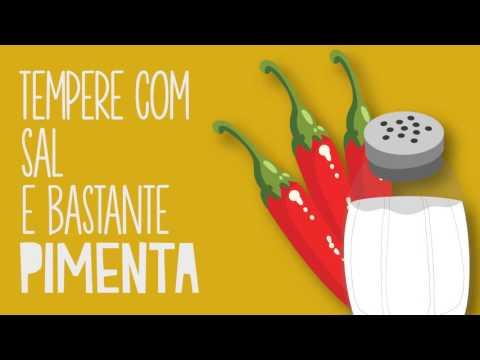 Tutano - Receita de macarrão com linguiça bizinelli